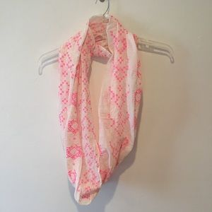 American Eagle | Embroidered Infinity Scarf